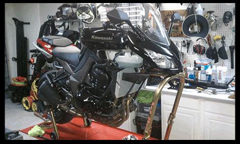 Zzr1200 suspension upgrades